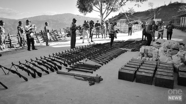 Missing Pieces in a Weapons Seizure in Northern Shan State
